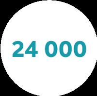 4 500